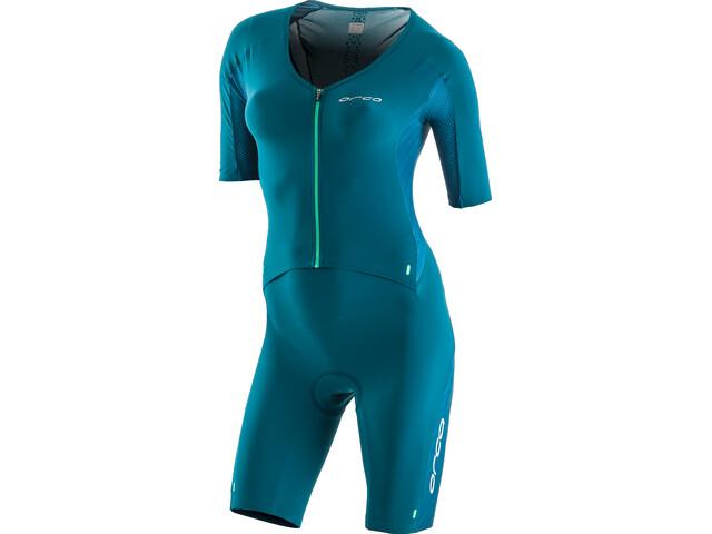 ORCA 226 Perform Aero Race Suit Women green